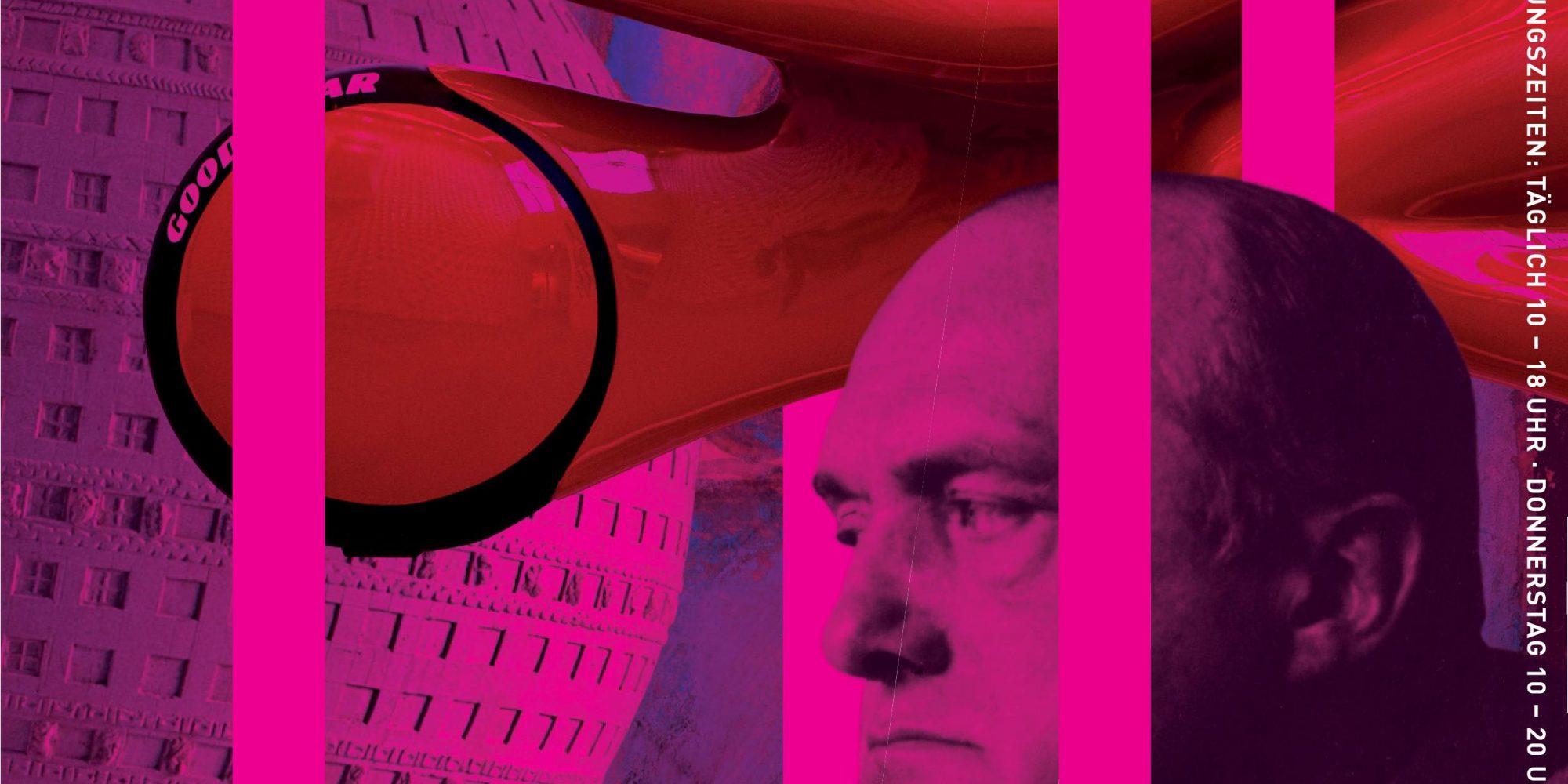Die Pinakothek der Moderne vereint vier Museen unter einem Dach © Pinakothek der Moderne