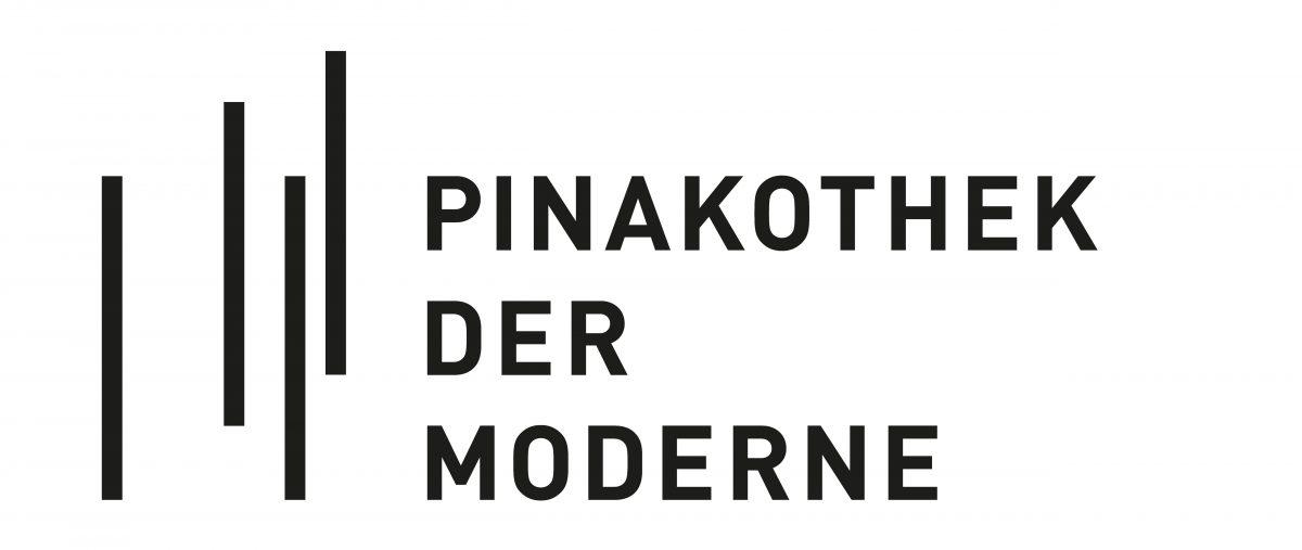 Das neue Logo der Pinakothek der Moderne © Pinakothek der Moderne