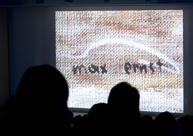 Filmmatinee zu Max Ernst in der Pinakothek der Moderne