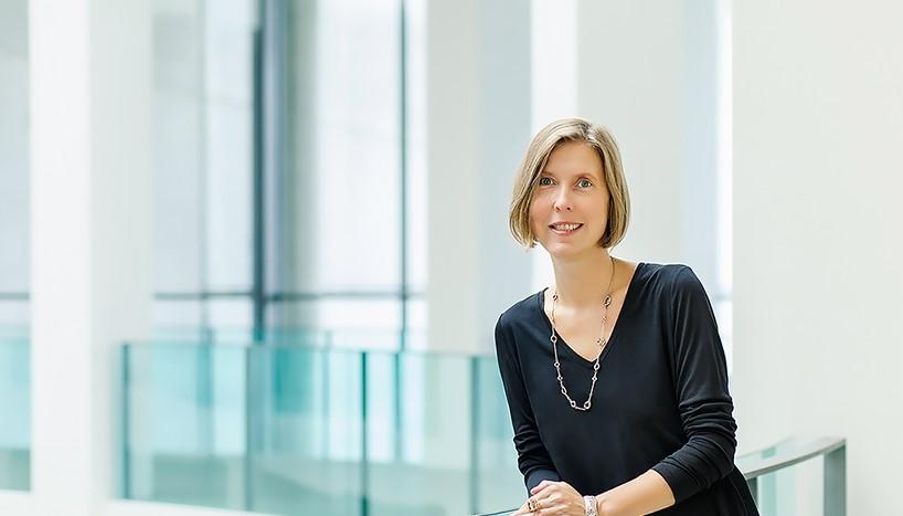 Dr. Angelika Nollert, Direktorin der Neuen Sammlung, Foto: Anna Seibel