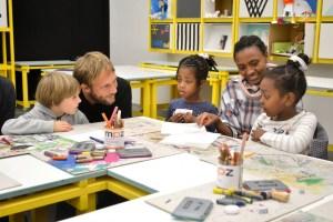 Die Workshops im Rahmen von Yes we´re Open laden Menschen jeden Alters und jeder Herkunft ein