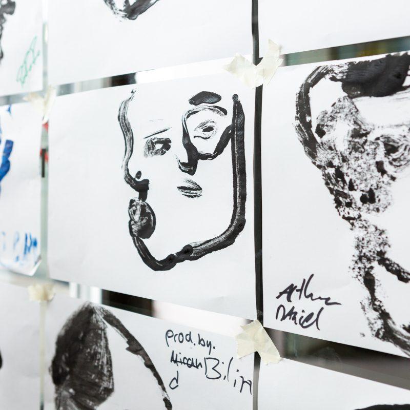 Kunstvermittlung hat viele Gesichter, Foto: Anna Seibel