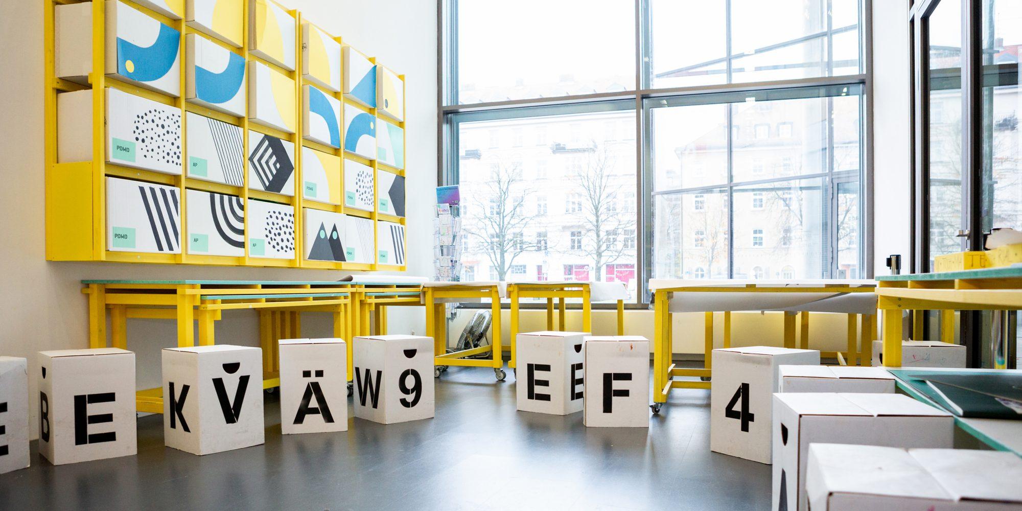 Raum für KunstWerke, Foto: Anna Seibel