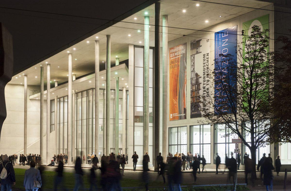 Lange Nacht in der Pinakothek der Moderne