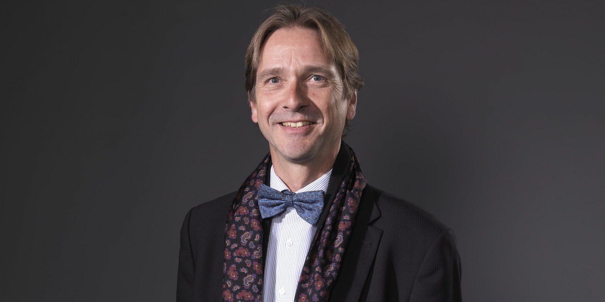 Prof. Dr. Bernhard Maaz, Generaldirektor der Bayerischen Staatsgemäldesammlungen, Foto: Haydar Koyupinar