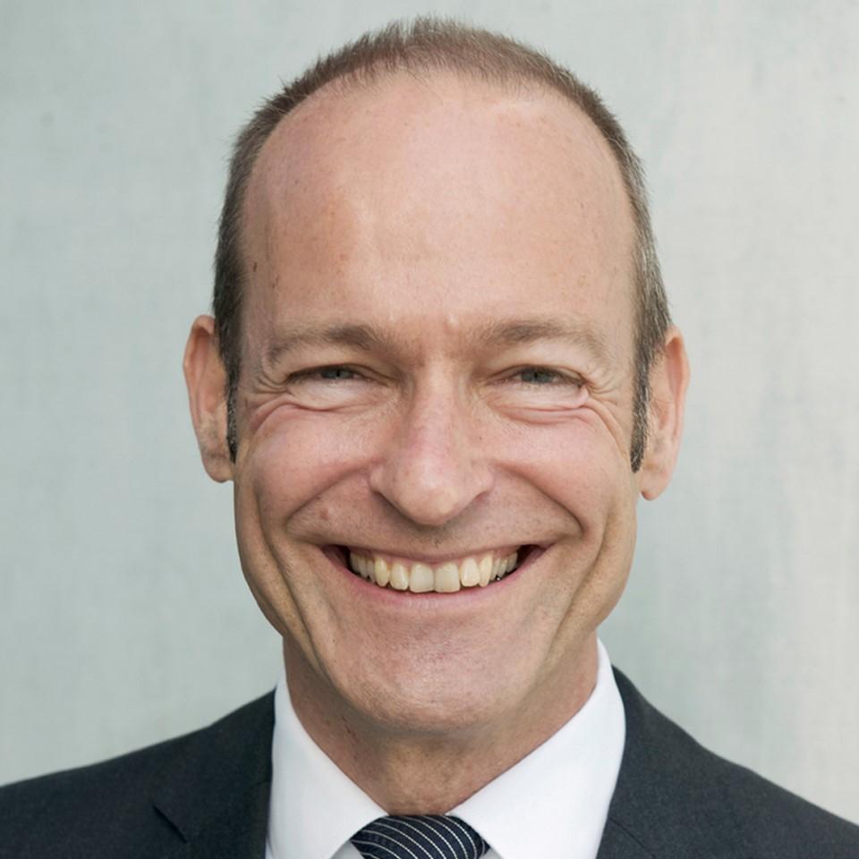 Prof. Dr. Andres Lepik, Direktor des Architekturmuseum der TU München