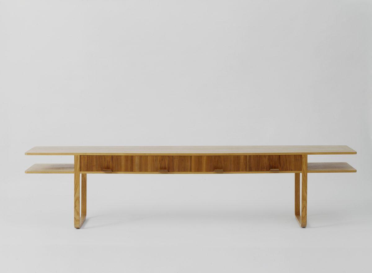 Sep Ruf, Sideboard aus dem Privathaus von Ludwig Erhard, 1954, Die Neue Sammlung - The Design Museum