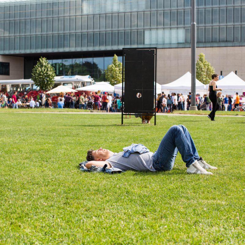 3. Kunstareal-Fest, Foto: Alexa von Arnim