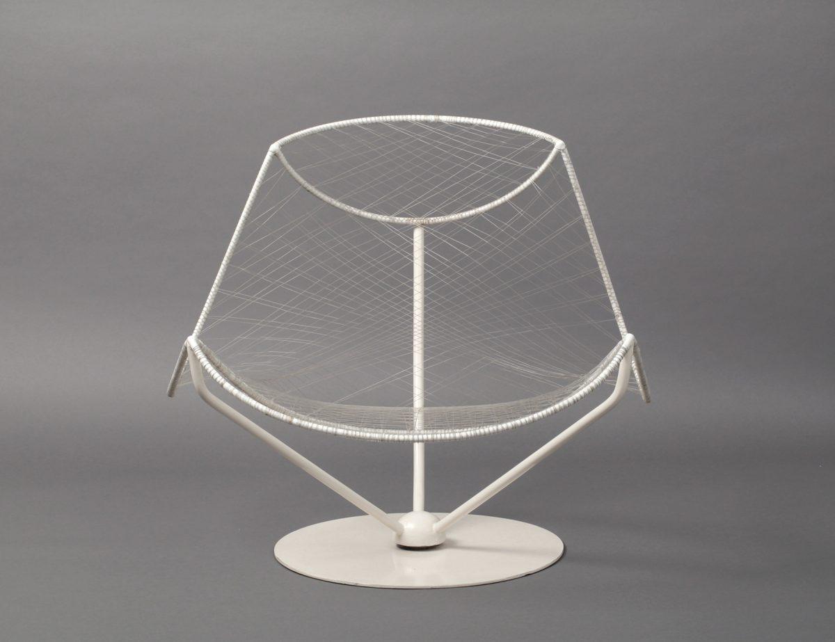 Sergio Conti, Luciano Grassi, Marisa Forlani, Monofilo chair, 1962, Emilio Paoli, Florenz, IT, Foto: Die Neue Sammlung – The Design Museum, München