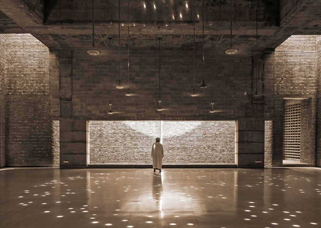 Marina Tabassum, Prayer Hall, Bait ur Rouf Mosque Dhaka, Bangladesh, 2012. Photo: Sandro di Carlo Darsa