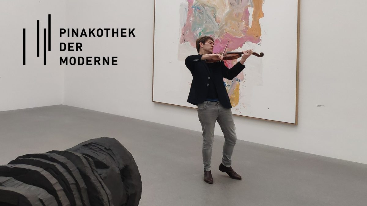 DAS MUSEUM LEBT! DIE PINAKOTHEK DER MODERNE: STARS LIVE IM LOCKDOWN